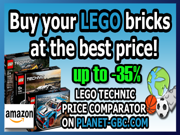 Great Ball Contraption - LEGO Technic at the best price on Planet GBC