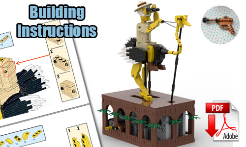 Buy NOW this Automaton pdf instructions on PayPal | Explorer from TonyFlow76 | Planet GBC