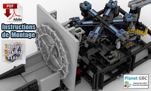 Acheter les instructions de montage pdf lego gbc sur PayPal   Geneva Drive de Takanori Hashimoto   Planet GBC