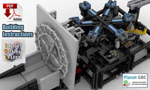Buy NOW lego gbc pdf instructions on PayPal | Geneva Drive from Takanori Hashimoto | Planet GBC