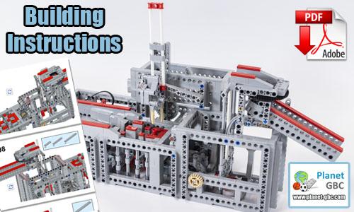 Acheter les instructions de montage pdf lego gbc sur PayPal | Stamp de Takanori Hashimoto | Planet GBC