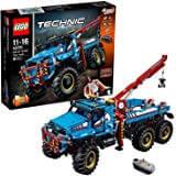 Acheter LEGO Technic - La depanneuse tout-terrain 6x6 - 42070 au meilleur prix sur Amazon