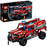 Acheter LEGO Technic - Vehicule de premier secours - 42075  au meilleur prix sur Amazon