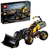 Acheter LEGO Technic - Le tractopelle Volvo Concept ZEUX - 42081 au meilleur prix sur Amazon