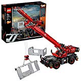 Acheter LEGO Technic - La grue tout-terrain - 42082 au meilleur prix sur Amazon