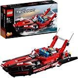 Acheter LEGO Technic - Le bateau de course - 42089 au meilleur prix sur Amazon