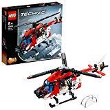 Acheter LEGO Technic - L'helicoptere de secours - 42092 au meilleur prix sur Amazon