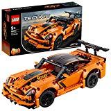 Acheter LEGO Technic Chevrolet Corvette ZR1 Supercar 42093  au meilleur prix sur Amazon