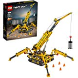 Buy LEGO 42097 Technic - Compact Crawler Crane at the best price on Amazon