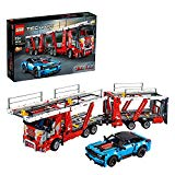 Buy LEGO 42098 Technic - Transporter Truck and Show Cars at the best price on Amazon