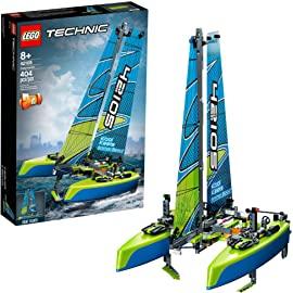 Acheter LEGO Technic - Catamaran - 42105 au meilleur prix sur Amazon