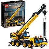 Acheter LEGO Technic - La grue mobile - 42108 au meilleur prix sur Amazon