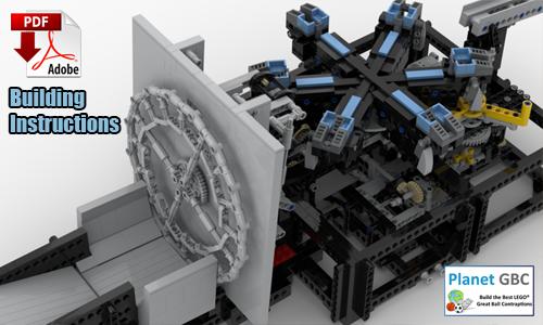 Acheter les instructions de montage pdf lego gbc sur PayPal | Genova Drive deTakahomi | planet GBC
