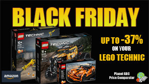 Best LEGO TECHNIC deal on Amazon