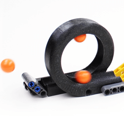 Buy the Accessory GBC Looping Quick Ring from PV-Productions at the best price | The best LEGO deals are on Planet GBC