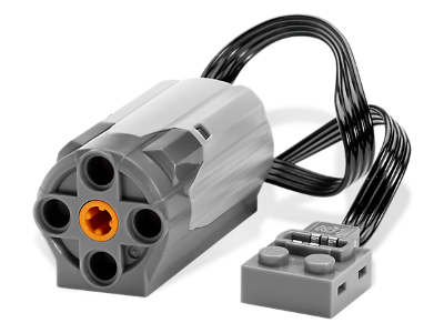 Usage of Lego Technic motor is a must in GBC