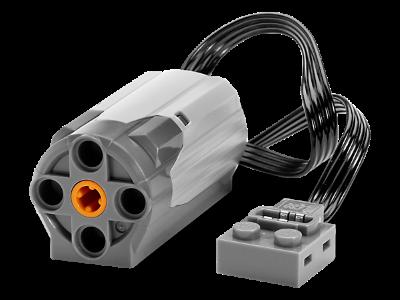 L'utilisation de moteurs Lego Technic est quasi obligatoire dans GBC