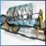 LEGO GBC Module: Archimedes Screw Type 1 from Akiyuki - LEGO Great Ball Contraption - Planet-GBC