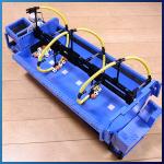 LEGO GBC Module: Archimedes Screw type 2 from Akiyuki - LEGO Great Ball Contraption - Planet-GBC