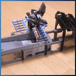 LEGO GBC Module: Fork from Akiyuki - LEGO Great Ball Contraption - Planet-GBC