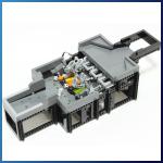 LEGO GBC Module: Lifter triggered by a Stuck Ball from Akiyuki - LEGO Great Ball Contraption - Planet-GBC
