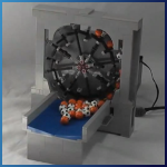 Spinning Disk Lift