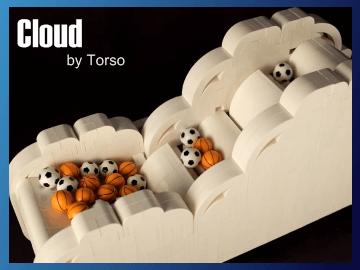 Great Ball Contraption - Cloud sur Planet GBC