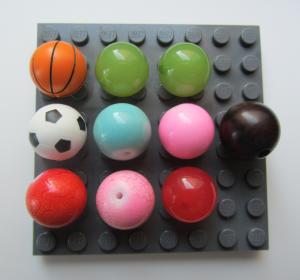 En France, vous pouvez obtenir des perles de couleur de 14mm pour vos modules GBC dans les magasins Cultura