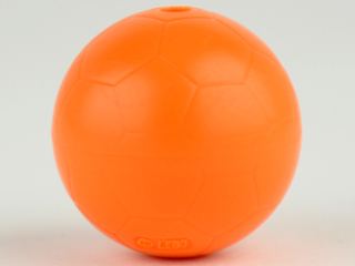 Les balles de football produites aujourd'hui