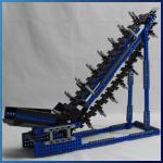 Three Tooth Conveyor Belt