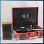 GBC Turntable