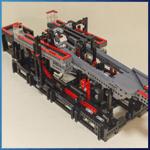 GBC Module: GBC Module 5 from Takanori Hashimoto - LEGO Great Ball Contraption - Planet-GBC