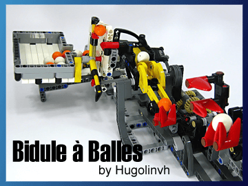 Great Ball Contraption - Bidule à Balles sur Planet GBC