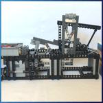 LEGO GBC Module: Scissor Lift from sawyer - LEGO Great Ball Contraption - Planet-GBC