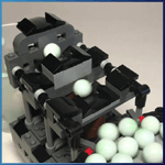 GBC Module: Stepper Module from Sam Friesen - LEGO Great Ball Contraption - Planet-GBC