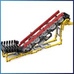 Module GBC: Rotor Lift de Stork - LEGO Great Ball Contraption - Planet-GBC