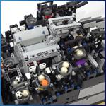 GBC Module: GBC Ball Rolling Machine 3 from Rimo Yaona - LEGO Great Ball Contraption - Planet-GBC
