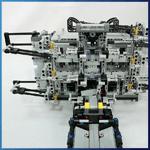 Module GBC: GBC Ball Rolling Machine 7 de Rimo Yaona - LEGO Great Ball Contraption - Planet-GBC