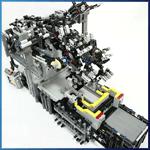 Module GBC: GBC Ball Rolling Machine 8 de Rimo Yaona - LEGO Great Ball Contraption - Planet-GBC