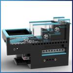 Module GBC: Side Stepper de Pinwheel  - LEGO Great Ball Contraption - Planet-GBC