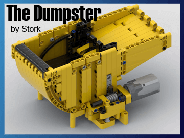 Great Ball Contraption - The Dumpster on Planet GBC