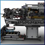 Module GBC: LEGO GBC Detachable Cable Car - Chairlift de Tomas Ullrich - LEGO Great Ball Contraption - Planet-GBC