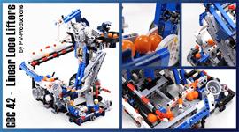 LEGO GBC - GBC 42 - Linear Loco Lifters, by PV-Productions | Planet GBC