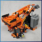 LEGO GBC Module: GBC Vol 10 from C3Technic - LEGO Great Ball Contraption - Planet-GBC