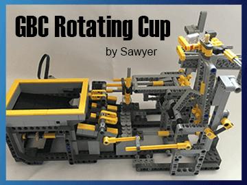 LEGO GBC - Sawyer - GBC Rotating Cup