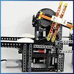 Module LEGO GBC: Oldham Coupling de Riku Katsumata - LEGO Great Ball Contraption - Planet-GBC