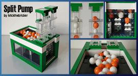 LEGO GBC - Split Pump, by mickthebricker | Planet GBC