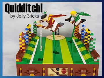LEGO GBC - Quidditch on Planet GBC