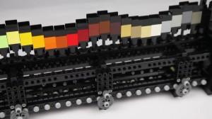 Rainbow Wave Lego GBC 061