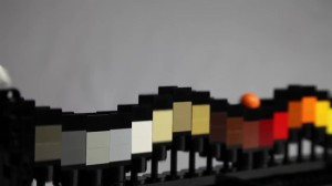 Rainbow Wave Lego GBC 182